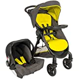 Graco Fast Action Fold Travel System (Sport Lime)