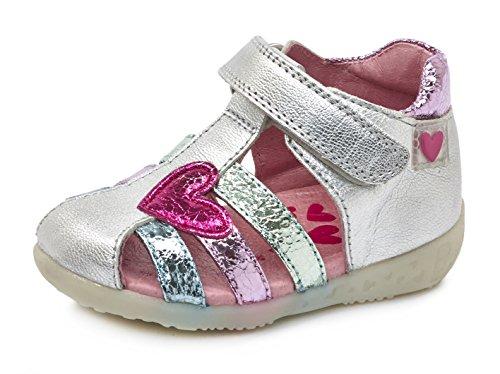 agatha-ruiz-de-la-prada-bahiacl-scarpe-primi-passi-bimba-0-24-argento-argent-plata-19-eu