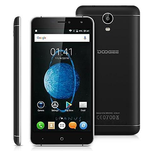 DOOGEE X7 PRO 4G Smartphone Débloqué VR Supporté 6.0