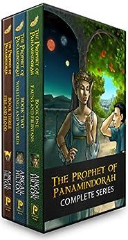 The Prophet of Panamindorah, Complete Trilogy by [Hilton, Abigail]