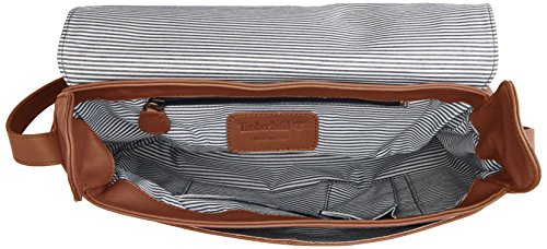 Timberland Tb0m5250, Borsa a Tracolla Donna, 13.5 x 23 x 34.5 cm (W x H x L) Marrone (Brown)