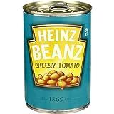 #3: Heinz Beanz Cheesy Tomato, 420g