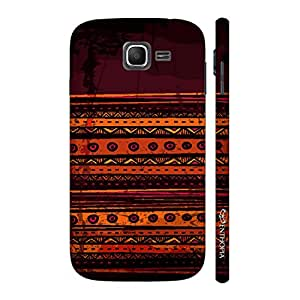 Enthopia Designer Hardshell Case Aztec 26 Back Cover for Samsung Galaxy J1 Mini