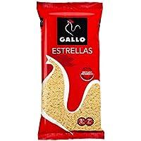 Gallo - Pastas Estrellas, Paquete 250 g