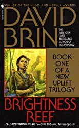 (BRIGHTNESS REEF ) BY Brin, David (Author) mass_market Published on (10 , 1996)