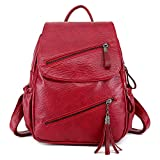 È perfetto per viaggiare, andare a scuola, fare shopping, ecc.  Può essere doppia spalla o una spalla, borsa. Tracolla flessibile e regolabile, facile da spostare a sinistra oa destra.  In termini di stoccaggio, c'è una borsa principale, una borsa an...