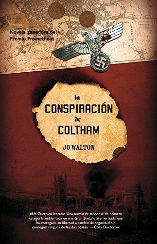 La conspiracion de Coltham / Ha' penny Cover Image