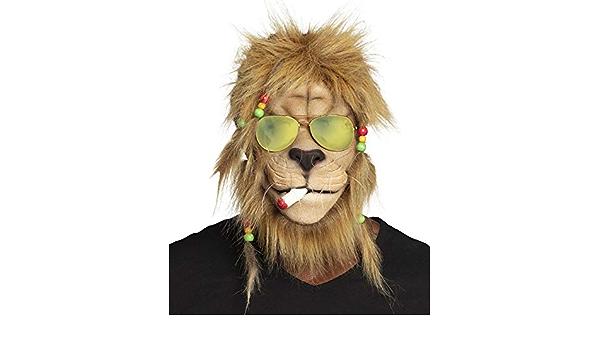 Boland Rasta Lion Face Mask