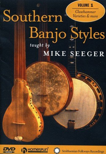 Preisvergleich Produktbild Mike Seeger: Southern Banjo Styles - Volume 1 [UK Import]