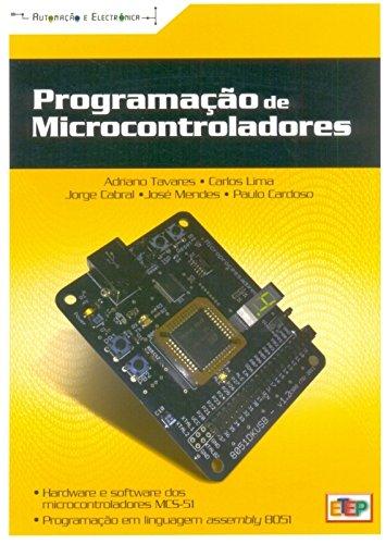 Programação de Microcontroladores  Adriano Tavares