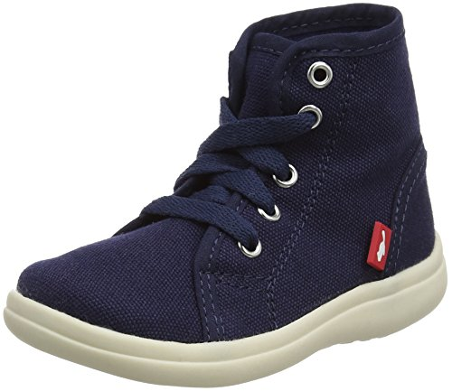 Chipmunks Jungen Hunter Combat Boots blau (marineblau)