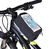 DCCN Bicicletta di tasche di borsa portapacchi borsa per Mountain Bike, Fahmentasche