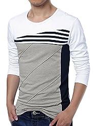 Cuteco - Camiseta de manga larga - para hombre
