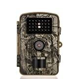 Best Trail Cameras - Distianert 12MP 720P Infrared Game&Trail Camera Low Glow Review