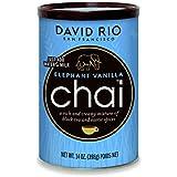 David Rio Chai Mix, Elephant Vanilla, 14 Ounce by David Rio