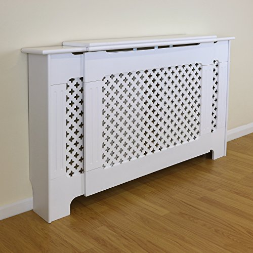 Roost-Adjustable-White-Radiator-Cover-Cabinet