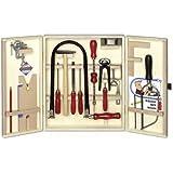 Bausch 401S - Caja de herramientas, 37 x 30 x 7 cm [importado de Alemania]