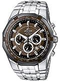 Casio Edifice Herren-Armbanduhr Chronograph Quarz EF-540D-5AVEF