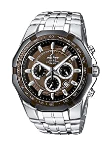 Casio Edifice – Men's Analogue Watch with Solid Stainless Steel Bracelet – EF-540D-5AVEF