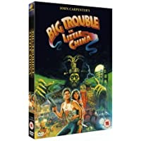 Big Trouble In Little China [1986] [DVD] by Kurt Russell