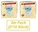 Wickelunterlagen, 2er Pack (2 x 10 St)
