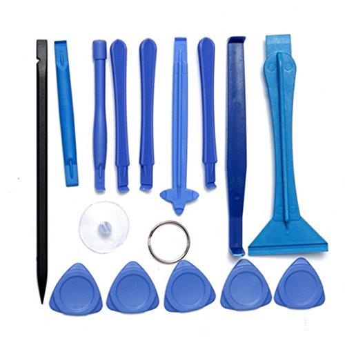 Präzisions-Schraubendreher-Set Repair Opening Tool Kit Schraubendreher Set Für Handy iPhone 7Plus, iPad Tablets, MacBook, PC, Smartphones (15Stück)