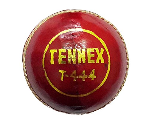 Tennex-Cricket-Leather-Ball-T-444-Brown-Pack-of-2
