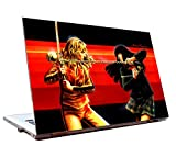 Tamatina Laptop skins 15.6 inch - Kill Bill - Red - HD Quality - Dell - Lenovo - HP - Acer