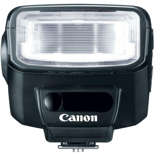 Canon 270EX II Speedlite Blitz für Canon SLR Kameras (schwarz)
