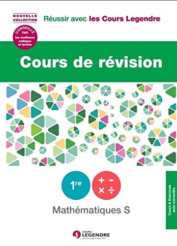 Cours de révisions Mathématiques 1re S : Leçons et exercices
