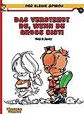 Der kleine Spirou, Carlsen Comics, Bd.10, Das verstehst du, wenn du groß bist!