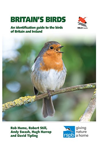 Britain's Birds: An Identification Guide to the Birds of Britain and Ireland (Britain's Wildlife)
