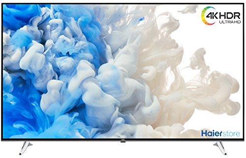 "Haier U65H7100 65"" 4K Ultra HD, HDR, Smart TV, Wi-Fi - TV (netlfix 4K, Ultra HD, HDR, A+, 16:9, 3840x2160, Nero)"