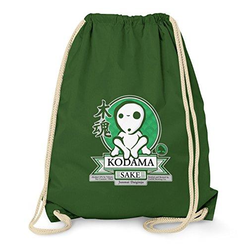 TEXLAB - Kodama Sake - Turnbeutel, (Ashitaka Kostüm)