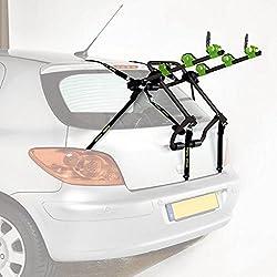 """Green Valley 160620 Adventure - Soporte de bicicletas para maletero de coche (3 bicicletas) """"descontinuado por el fabricante"""""""