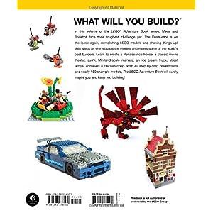 The LEGO Adventure Book, Vol. 3: Robots, Planes, Cities & More!