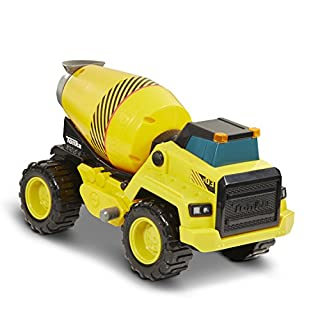 Tonka 8048 Power Movers Cement Mixer Toy Vehicle, Multicolour, One Size