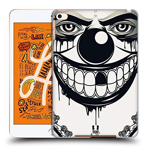 Head Case Designs Böser Clown Bandana Harte Rueckseiten Huelle kompatibel mit iPad Mini (2019) (Case Mini Ipad Bandana)