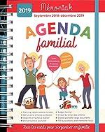 Agenda familial Mémoniak 2018-2019