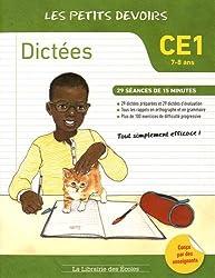 Dictées CE1