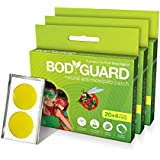 BodyGuard Natural / Herbal Insect & Mosquito Repellent Patches. (Buy Pack Of 60, Get 12 Patches Free – Total 72 Anti Mosquito Patches). BodyGuard : Herbal Premium Anti Mosquito Patches For Safe & Natural Protection From Mosquitoes.