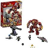 BAYSHORELLP Lego Marvel Super Heroes Avengers: Infinity War The Hulkbuster Smash-up 76104 Building Kit (375 Piece)
