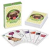 Schnapp die Möpse (Mopsspiel ~ lustiges Kartenspiel für Gute Freunde und angeregte Spieleabende (54 Karten)