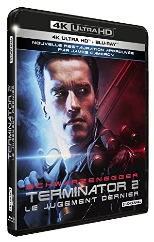 Terminator 2 - Edition 4K - UHD + Blu-Ray 2D [4K Ultra HD + Blu-ray]