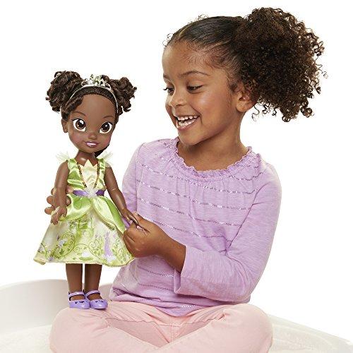 Jakks Pacific 78868-eu-6Princess Tiana Toddler Doll, Multi