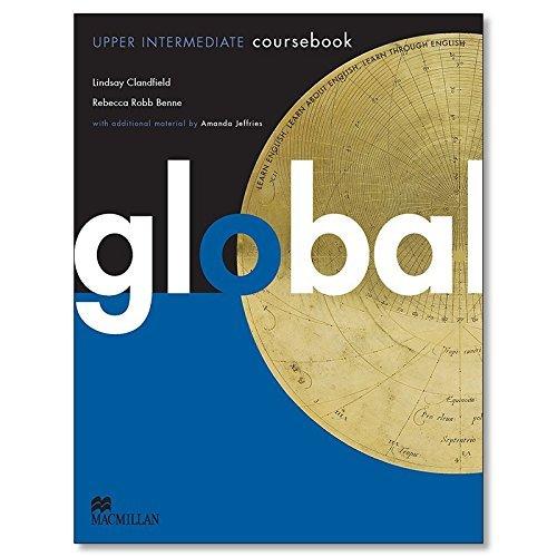 Global Upper Intermediate Coursebook by Lindsay Clandfield (2011-01-01)
