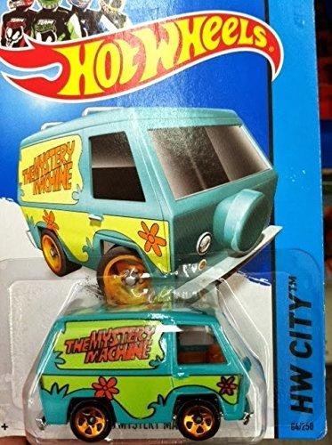 Hot Wheels 2014 Tooned I Hw City Scooby-Doo The Mystery Machine 84/250 by Hot Wheels