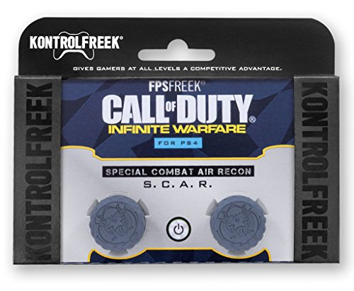 KONTROLF FPS Freek CALL OF DUTY Infinite Warfare S.c.a.r Elemento di design