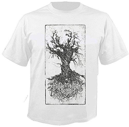 Der Weg einer Freiheit - Tree - White - T-Shirt Größe XXL