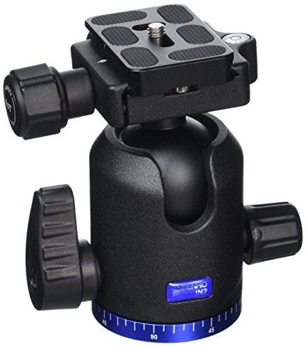 Benro PL100100x 38x 12mm Arca-Swiss Style Schnellwechselplatte Objektiv-Schwarz -